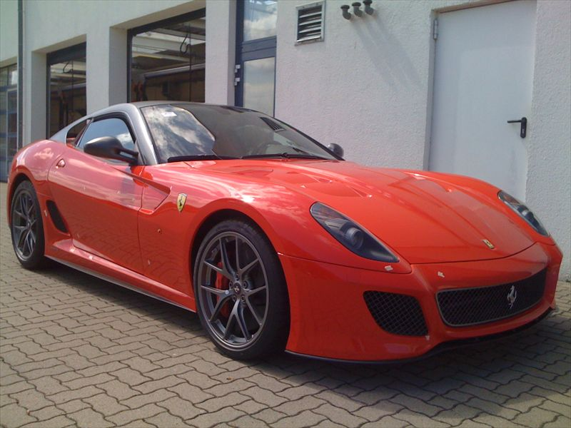 Ferrari 599 GTO for Sale 3